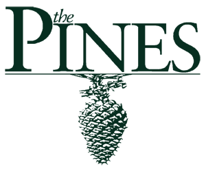 Logo for the Pines